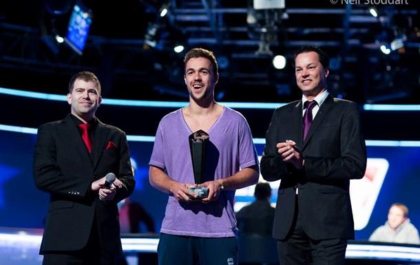 Оле Шемион - Игрок года Европейского покерного тура-10