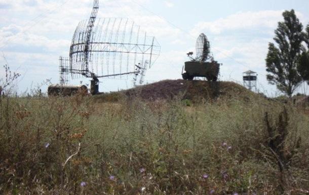 В Луганской области сожгли радиолокационную станцию. Это диверсия, считает прокуратура