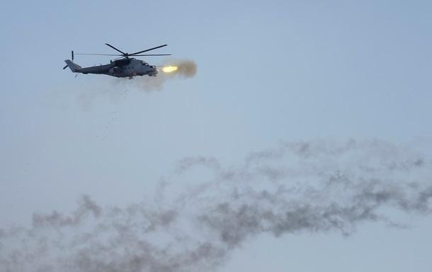 В сети появилось видео уничтоженного в Славянске бронепоезда