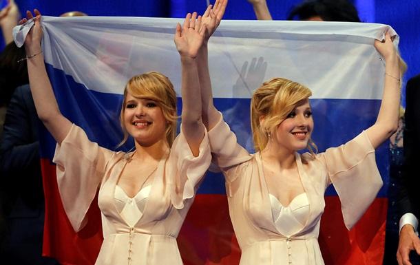 Россия вышла в финал конкурса Евровидение-2014