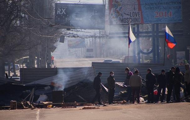 Луганщина  войдет  в состав России 20 мая, после чего украинскую границу пересекут войска - Бригинец