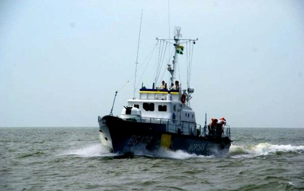 Украина усилила охрану в акватории Азовского моря