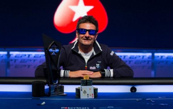 Антонио Буонанно - новый чемпион ЕРТ