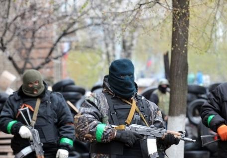 Боевики захватили Славянский завод высоковольтных изоляторов