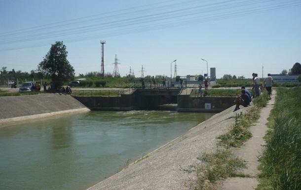 Украина строит на Северо-Крымском канале пункт учета подачи воды