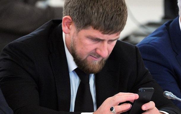 Кадыров: В Украине нет чеченских батальонов