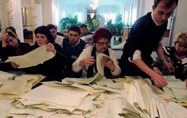В Донецке уничтожили более миллиона бюллетеней для референдума 11 мая
