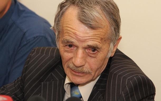 Российский омбудсмен проверяет обстоятельства запрета на въезд Джемилева в РФ