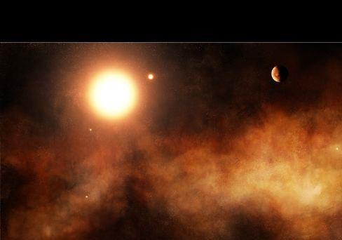 Марс (планета войны) скоро развернет ситуацию с точностью до наоборот