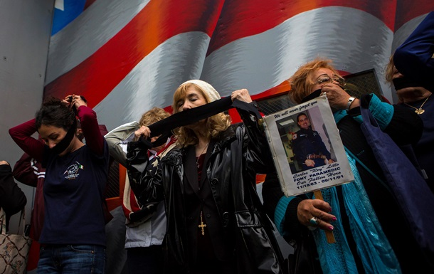 США: останки жертв 9/11 доставлены к месту катастрофы