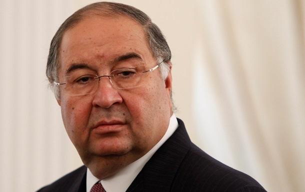 В списке миллиардеров, проживающих в Великобритании, россиянин Усманов потерял первое место