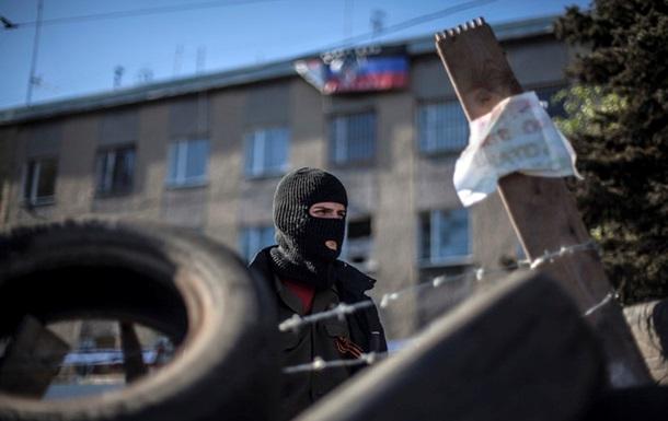В Луганске похитили активиста и удерживают в здании СБУ - СМИ