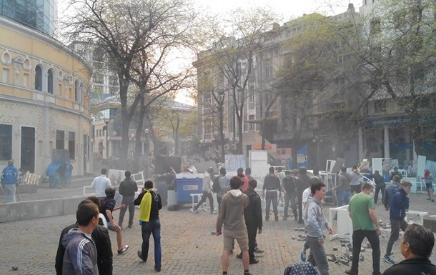 Рада на этой неделе заслушает информацию по расследованию событий в Одессе – Турчинов