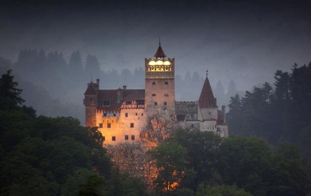 Замок  графа Дракулы  в Румынии выставлен на продажу