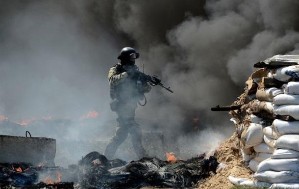 В Славянске начался штурм -  Самооборона Донбасса