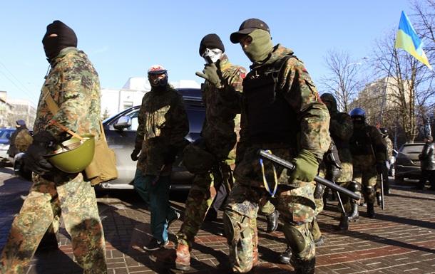 Самооборону Майдана расформируют до 16 мая - СМИ