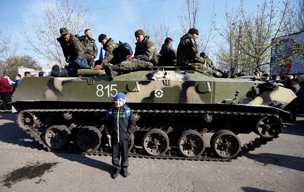 Ликбез по АТО: как отличить танк от БМП