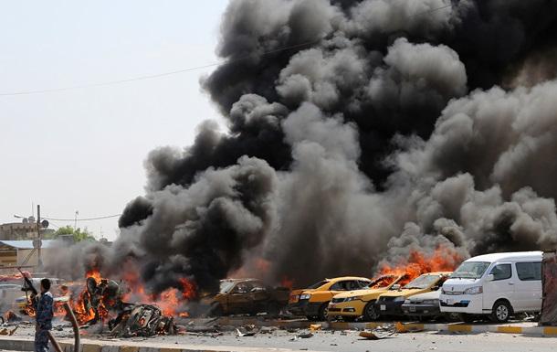 Главные фото 13 мая: гранаты в Мариуполе и теракт в Багдаде