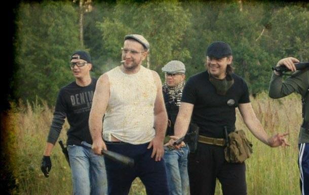 Стрелка в Ровно с участием депутата ВР (эксклюзивное видео)