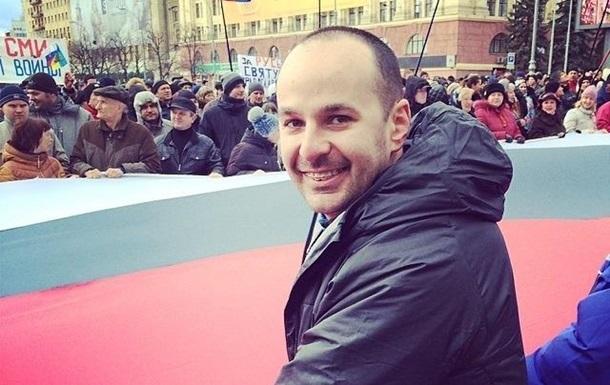 Суд Харькова постановил задержать пророссийского активиста Долгова