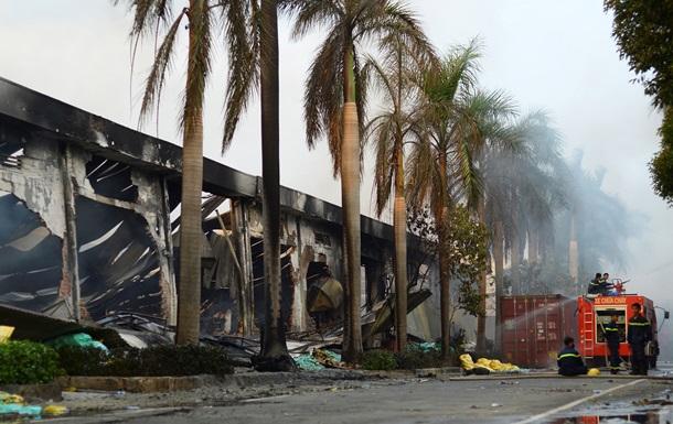 В результате столкновений во Вьетнаме погиб 21 человек