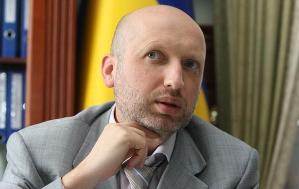 АТО могут остановить, когда будут освобождены заложники – Турчинов