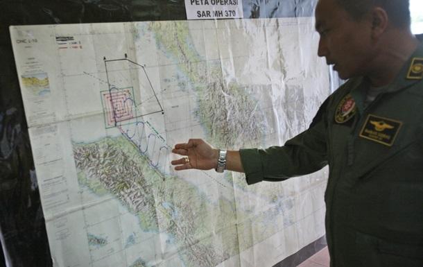 Спасатели приостановили поиски исчезнувшего малайзийского Boeing