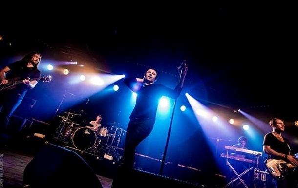 Океан Эльзы переносит концерты в Донецке