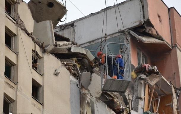 В Николаеве из-под завалов дома извлекли тела трех погибших