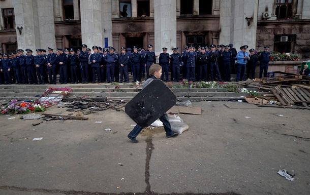 Украинская милиция на Востоке неэффективна - ООН