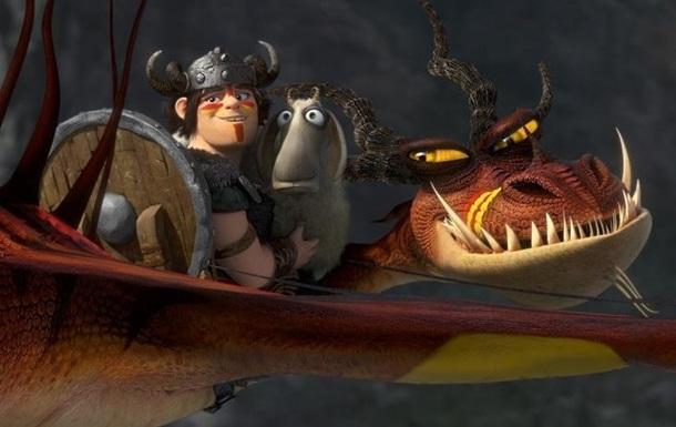 В Каннах показали Как приручить дракона 2