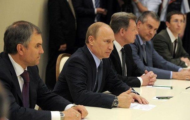 Путин: Интересы крымских татар сегодня связаны с Россией