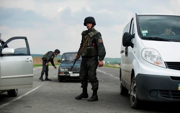 Подразделения ВСУ, которые должны были усилить границу, заняты в АТО - Госпогранслужба