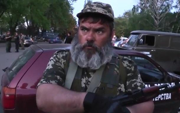 Ополченец Бабай пригласил Правый сектор  зачистить  Краматорск
