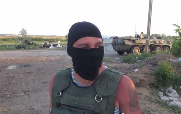 Участник АТО рассказывает о бое возле Славянска