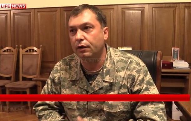 Глава ЛНР рассказал, как его отбили у пограничников