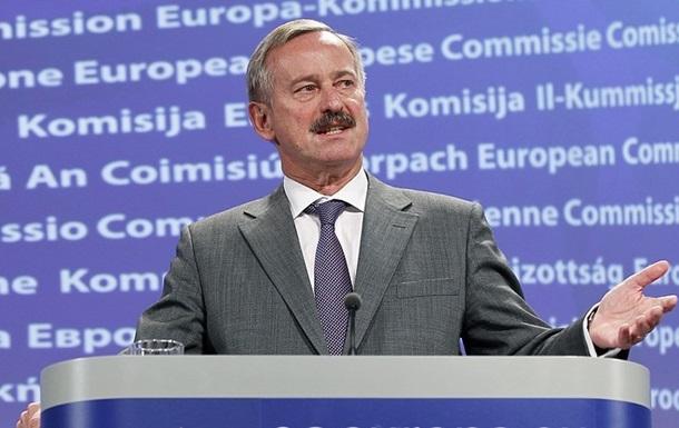 ЕС перечислил Украине первый транш в размере 100 млн евро - вице-президент Еврокомиссии