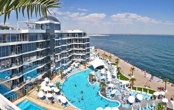 В Одессе открыт пятизвездочный отель с дельфинами!