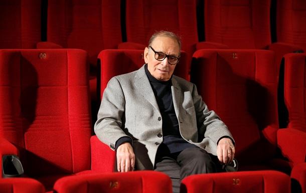 Эннио Морриконе прекращает концертную деятельность