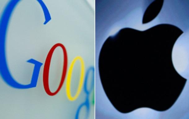 Google обошел Apple в рейтинге мировых брендов, поднявшись на первое место