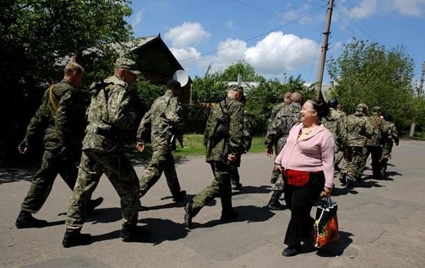 Опрос на Корреспондент.net: Украина может остаться без Донбасса