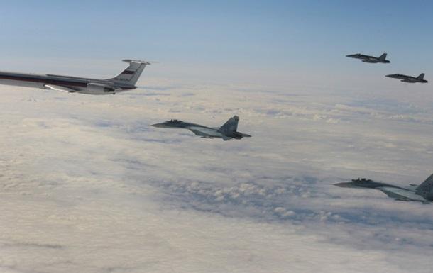 Соревнования Авиадартс-2014 не угрожают безопасности Украины - ВВС России