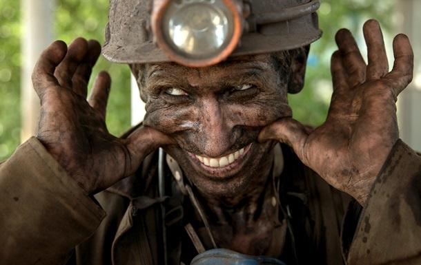 Многие донецкие шахтеры отказались поддерживать забастовку Ахметова