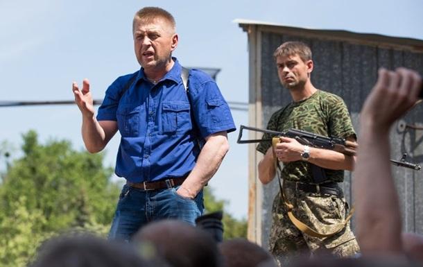 Народный мэр  Славянска выступил против руководства ДНР