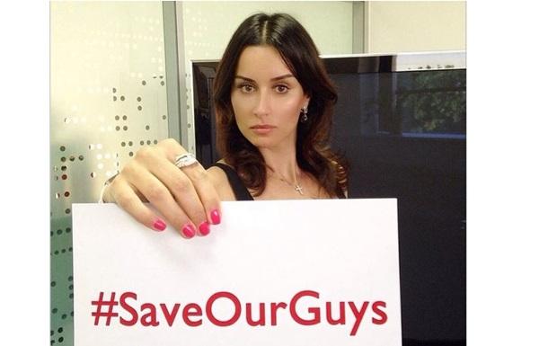 Российские звезды начали в соцсетях акцию с просьбой освободить журналистов Life News