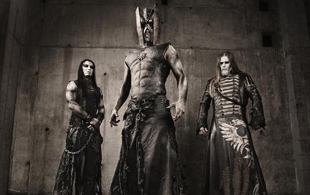 Из России выдворили польскую метал-группу Behemoth