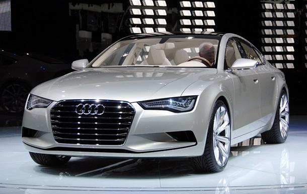 Представлен обновленный хэтчбек Audi A7