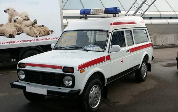 В Донецкой области захватили четыре автомобиля Красного креста – Минобороны