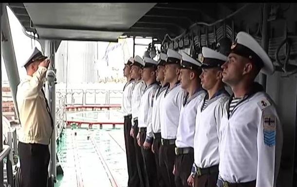 Курсанты Нахимовской академии будут стажироваться на кораблях НАТО