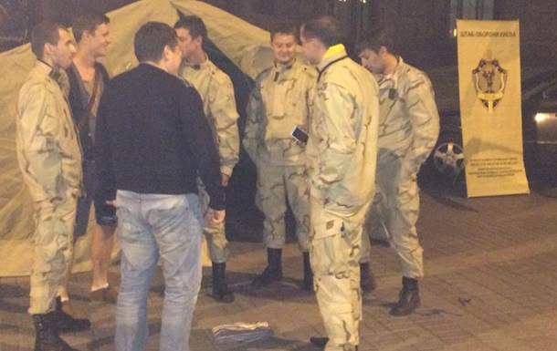 Штаб оборони Києва збирає 24 травня о 15.00 екстренну нараду